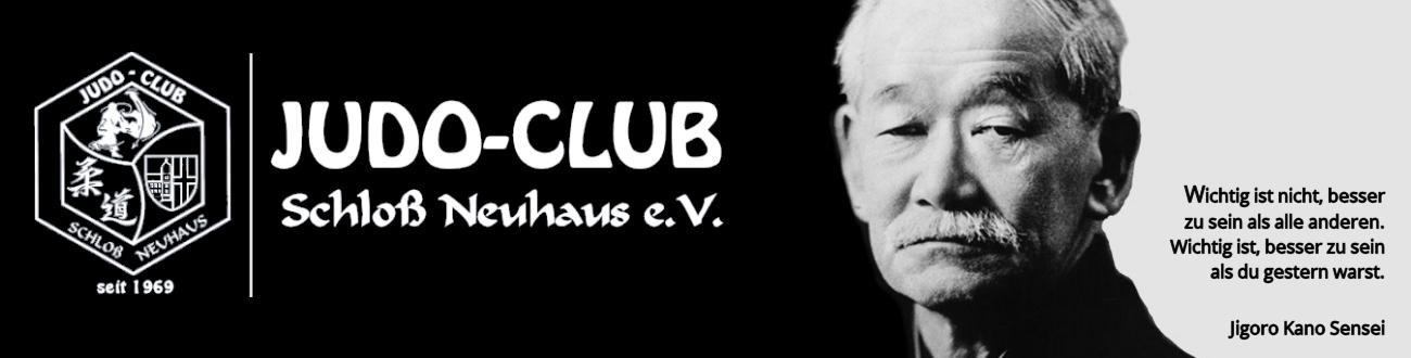 Judo-Club Schloß Neuhaus